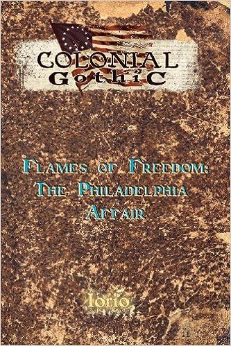 Book Flames of Freedom: The Philadelphia Affair