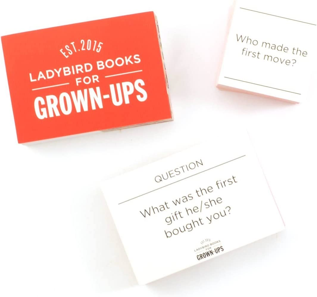Lagoon Ladybird For Grown Ups Husband And Wife Game by The Lagoon Group