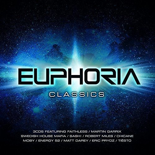 Fitness Dvd Ministry Of Sound: Euphoria CD Covers