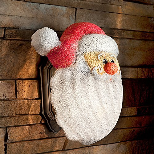 Snowman Porch Light Cover in US - 8