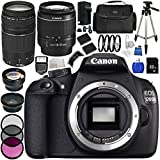 Canon EOS 1200D Camera with EF-S 18-55mm III - Best Reviews Guide