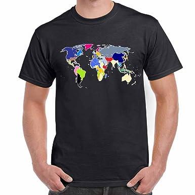 Starlite mens funny sayings slogans t shirts world map tshirt starlite mens funny t shirts world map funny tshirt funny gifts gumiabroncs Gallery