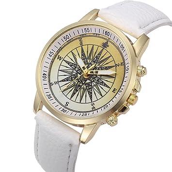 Relojes Pulsera Mujer, Xinan Reloj de Pulsera de Acero ...