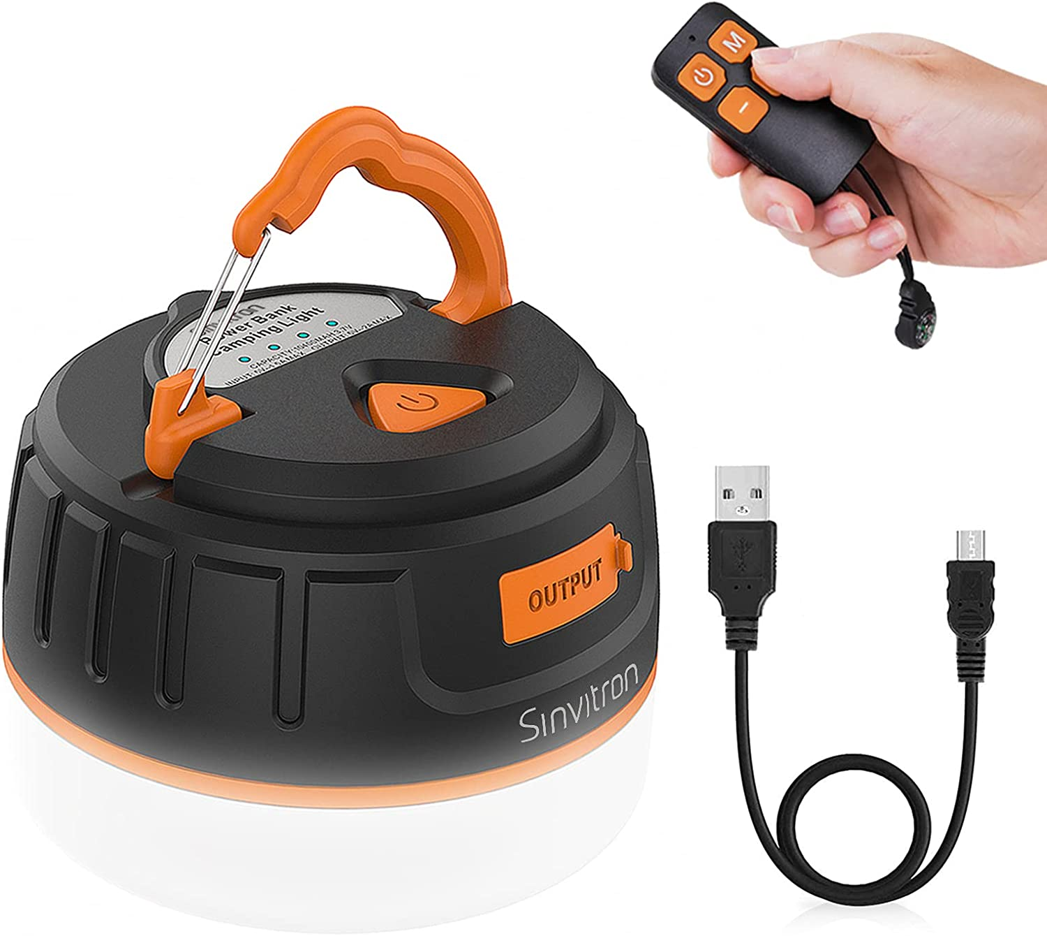Top Deals On Hiking Gadgets - Portable Outdoor Lantern