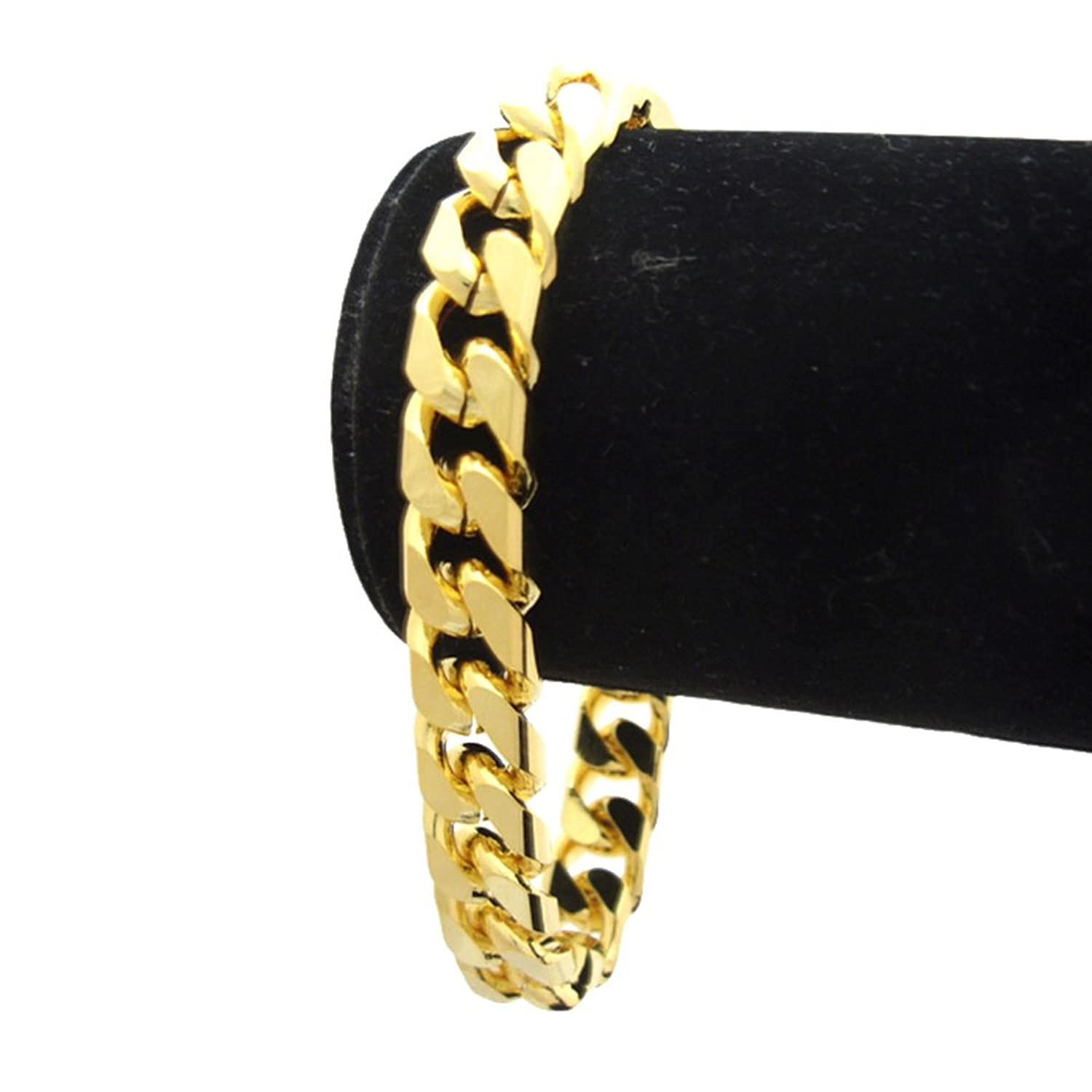 stacking black diamond metallic s bracelet lyst in gold jewelry gurhan women
