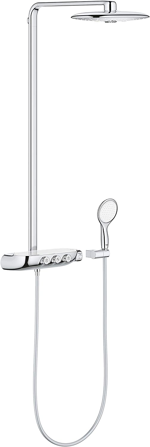 GROHE 26250000 | Rainshower SmartControl 360 | 4 Sprays