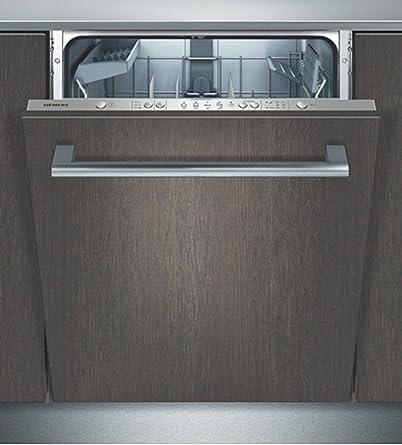 Siemens SN65E004EU Totalmente integrado 13cubiertos A+ lavavajilla ...