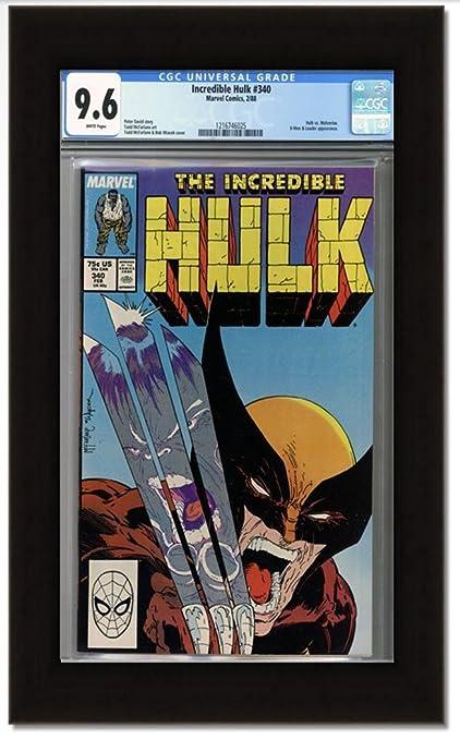 Standard Graded Comic Book Frame (PGX) Modern Frame