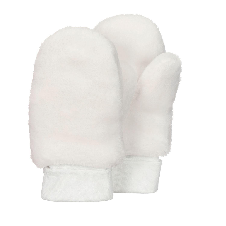 4301421 Baby M/ädchen F/äustlinge Handschuhe Pl/üsch Sterntaler beige