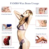 PAMBO Wax Beads For Hair Removal 10Oz With 25