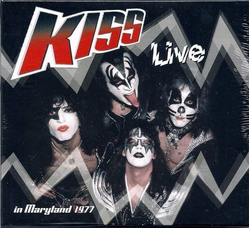 Kiss Stanley Paul (Kiss: Live in Maryland 1977 ~ Cd Digi Pack [Import])
