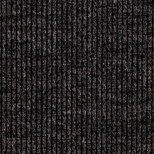 TELIO Melange Rib Knit Fabric by The Yard ()
