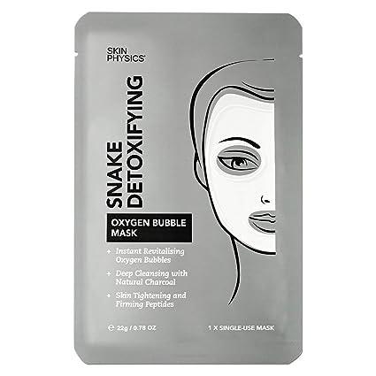 Serpiente desintoxicación oxígeno burbujas máscara. Anti Envejecimiento antiarrugas rejuvenecedor para apretar y solución de limpieza