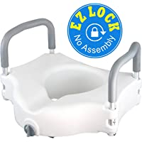 Amazon Best Sellers: Best Raised Toilet Seats