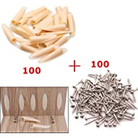 HELLOGIRL 200 Unids Herramienta para trabajar la madera
