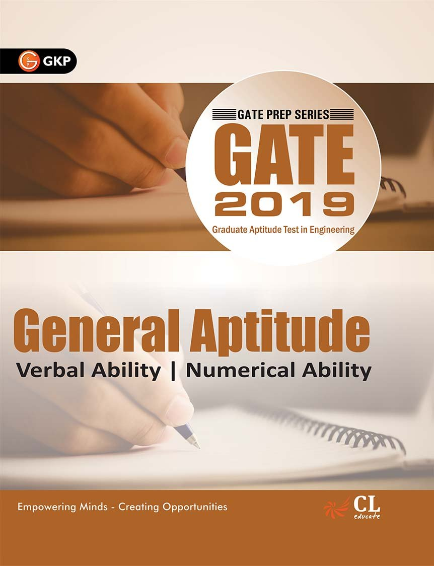 Buy Gate Guide General Aptitude 2019 Book Online at Low