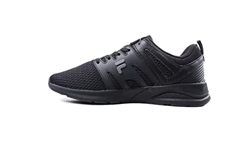 7bd9e3ea1f9e8 Fila Scarpe Donna Sneakers Tela Nera 1010339-12V  Amazon.it  Scarpe ...