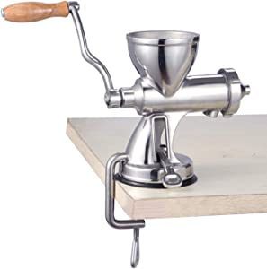 Manual Wheatgrass Juicer, Stainless Steel, Wheatgrass Extractor Machine For Wheat Grass Fruit Vegetable