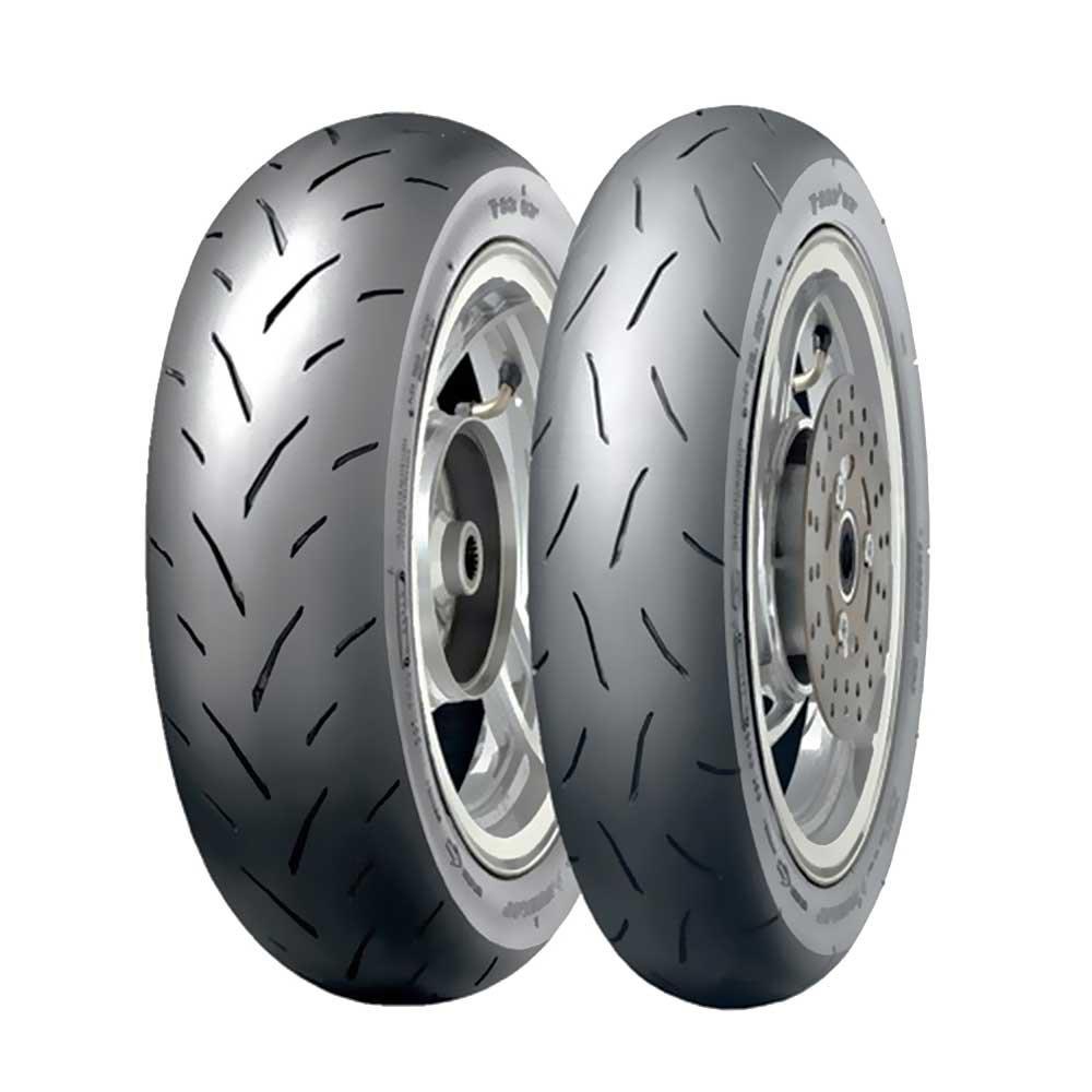 Dunlop Pneumatico 120/80 12 TT93 GP(RR)TL 55J 630749