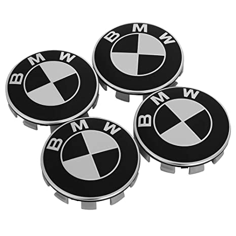 Amazon.com: Enseng - Juego de 4 tapacubos centrales de rueda ...
