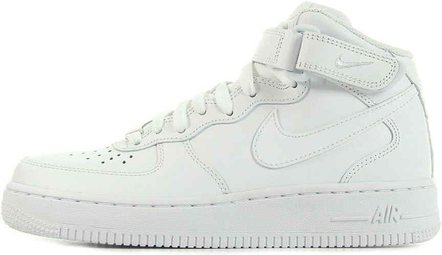 Nike Air Force 1 Mid 07 Le, Zapatillas Altas para Mujer ...