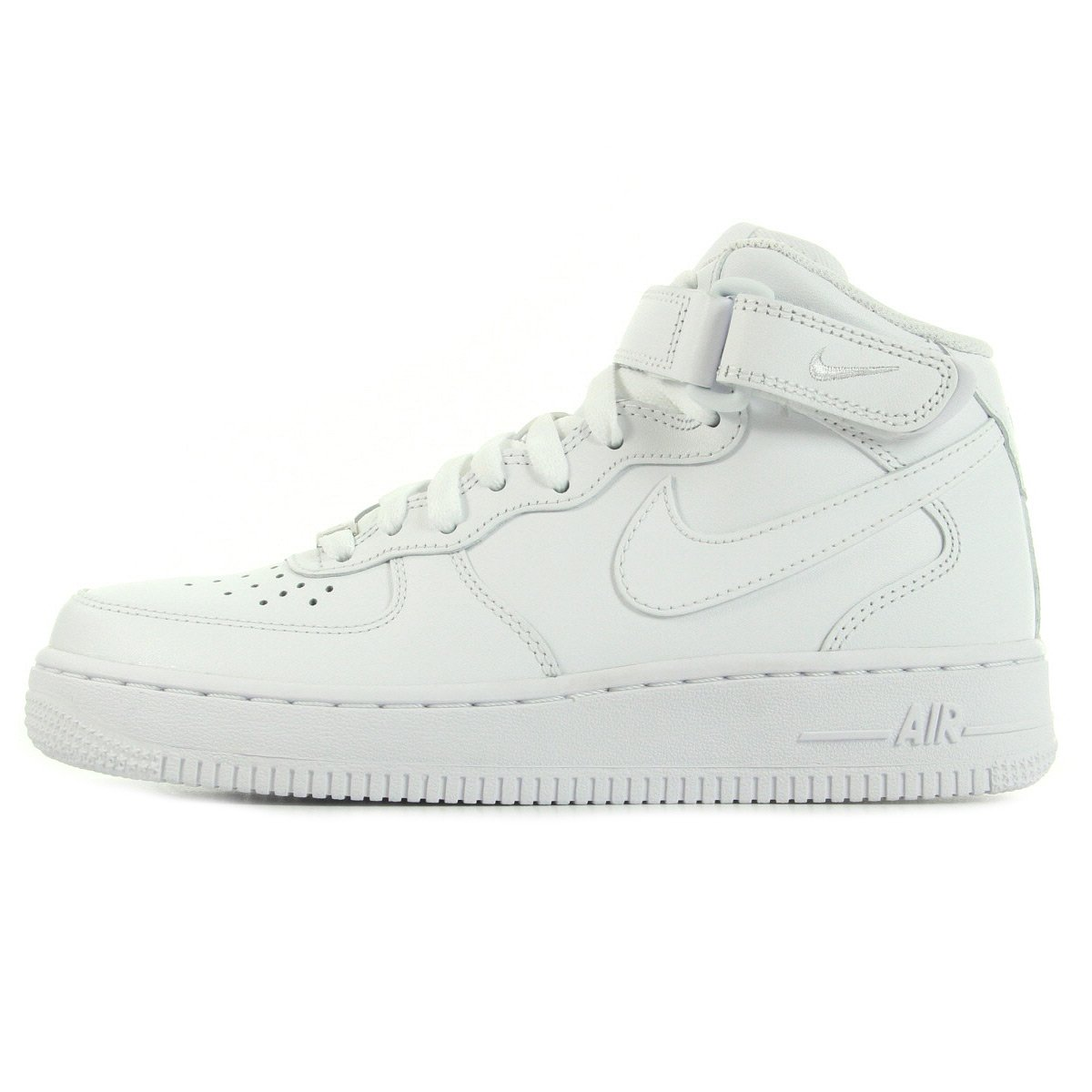 ad0695b9abd2 NIKE Women s Air Force 1  07 Mid Trainers  Amazon.co.uk  Shoes   Bags