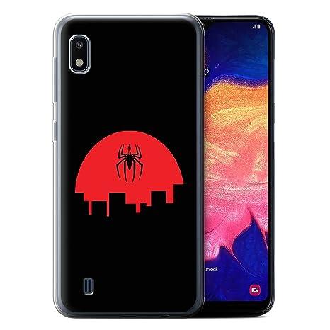 coque samsung a70 spider man