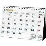 エトランジェディコスタリカ 2019年 カレンダー 卓上 A5 ホワイト CLT-A-04