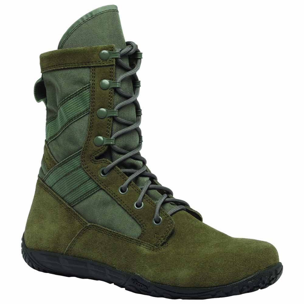 Tactical Research Belleville 103 Mini-Mil Athletic Sage Boot, 13 by Tactical Research