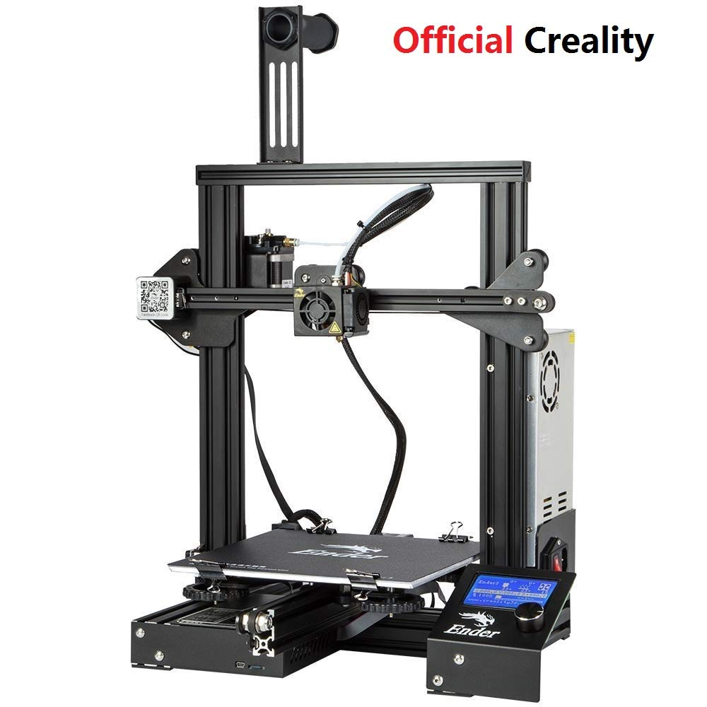 Creality Ender 3 DIY Kits with Resume Printing 220x220x250mm Open Source for Home & School Use Creality 3D