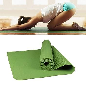 Dongdexiu Accesorios de Yoga Estera Antideslizante ...