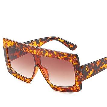 Yangjing-hl Gafas de Sol siamesas Gafas de Sol de Moda ...