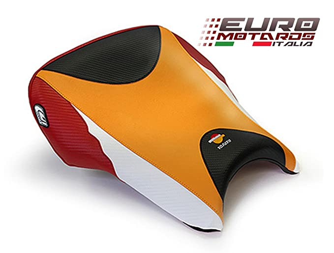 Amazon.com: Honda CBR 600RR 2003-2004 Luimoto Repsol Seat ...