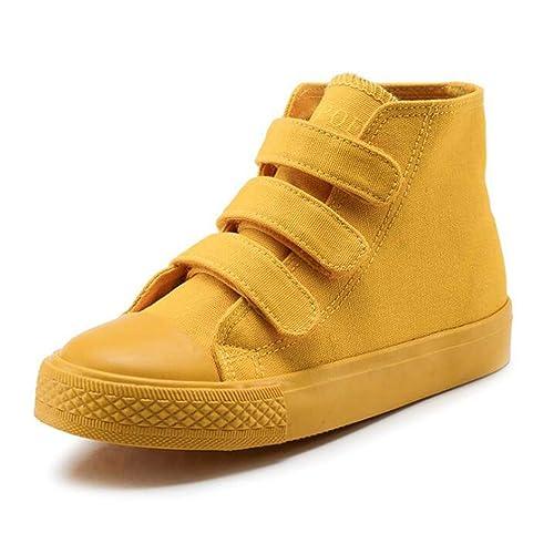 1eacb6f63 Zapatos para niños Zapatos Altos para niños y niñas Zapatos Casuales Zapatos  de Lona Zapatos para niños  Amazon.es  Zapatos y complementos
