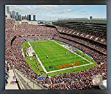 """Soldier Field Chicago Bears Photo (Size: 17"""" x 21"""") Framed"""
