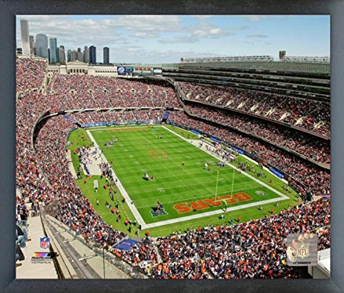(Soldier Field Chicago Bears Photo (Size: 17
