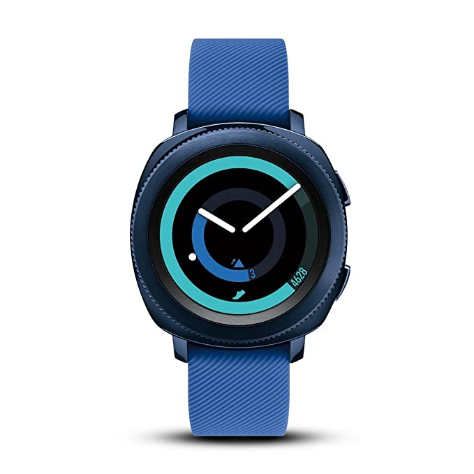 Samsung Gear Sport Smartwatch (Certificado renovado): Amazon ...