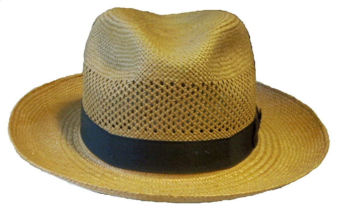 e15e40e2e71a85 Stetson Best Panama Hat Aviator 150 at Amazon Men's Clothing store: