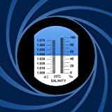 HYTOMATO Salinity Refractometer for