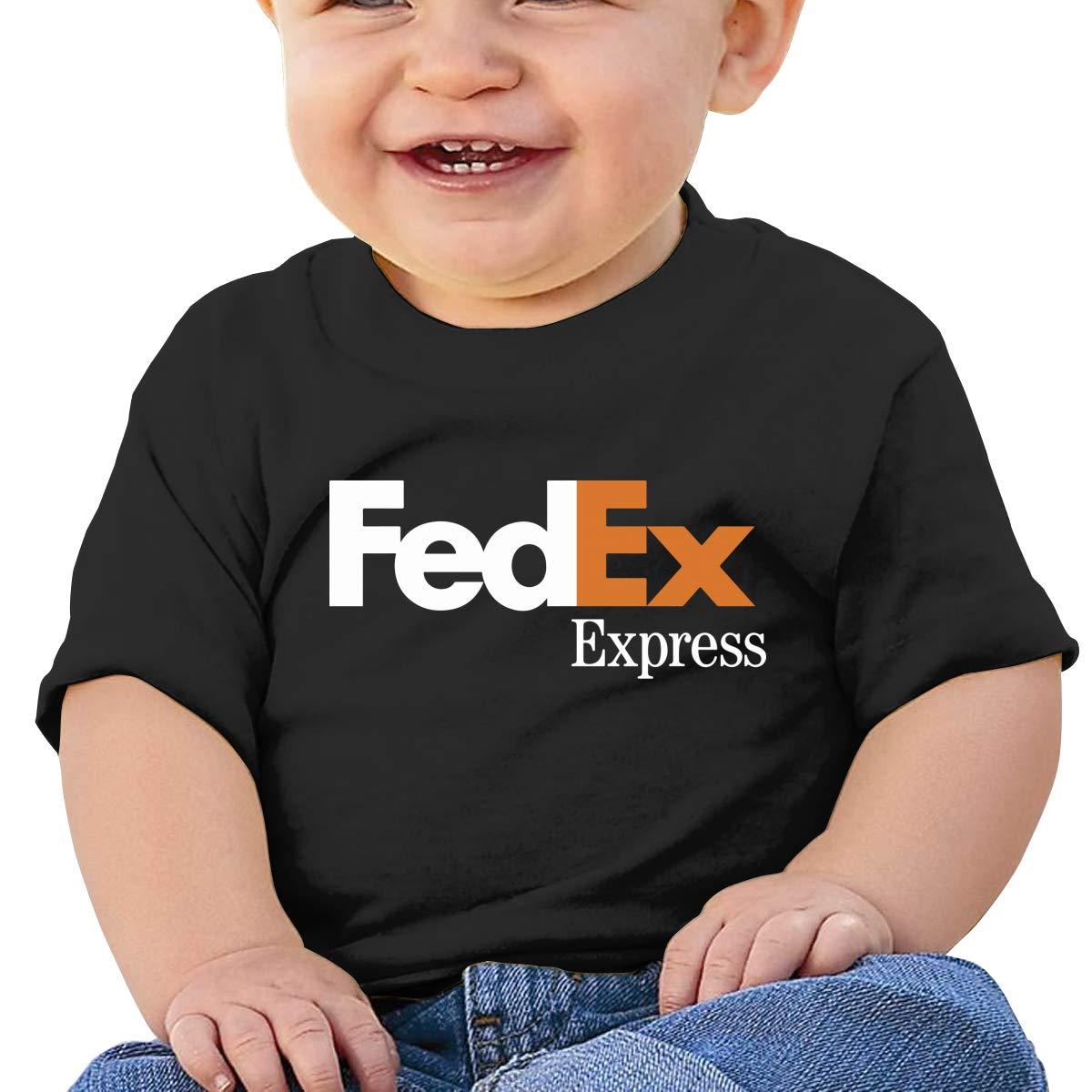 Kangtians Baby FedEx-Express Shirt Toddler Cotton Tee
