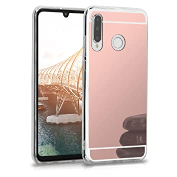coque huawei p30 rose gold