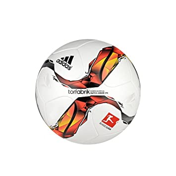 adidas Torfabrik Junior 351 - Balón, tamaño 5, Color Blanco y ...