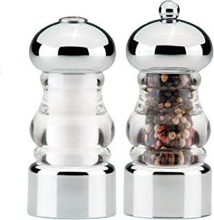 product image for Chef Specialties 5.5 Inch Lori Pepper Mill and Salt Shaker Set