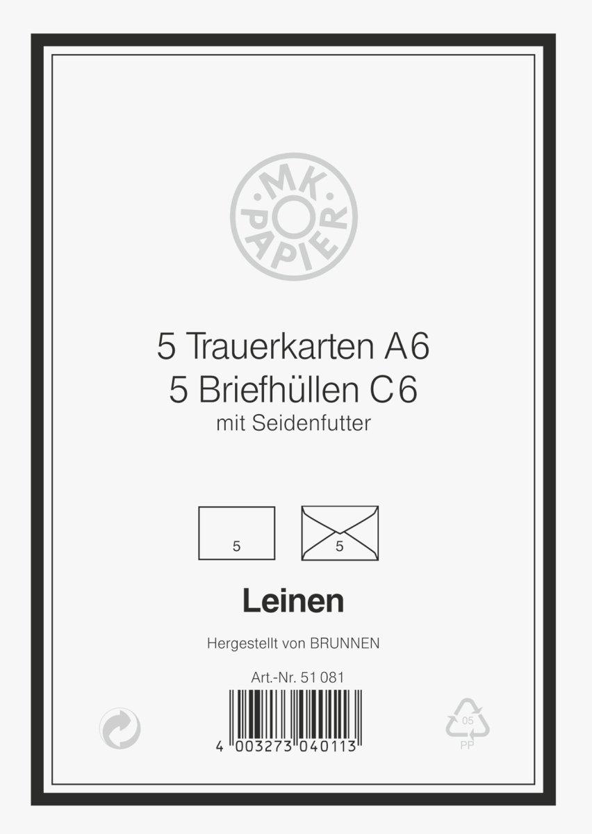 Baier & Schneider - Biglietti di condoglianze 1051081