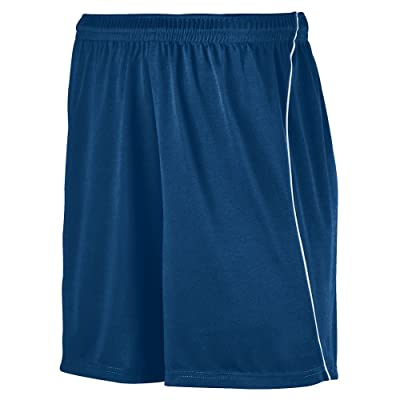 Augusta Sportswear BOYS' WICKING SOCCER SHORT WITH PIPING