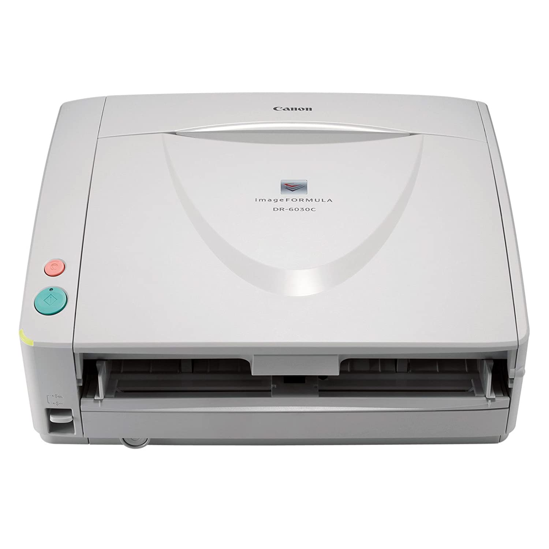 Amazon.com: Canon imageFORMULA DR-6030C Office Document Scanner ...