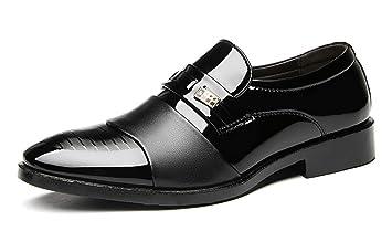 quality design 850c9 c674e XWZG® Business Casual Schuhe Herren Lackschuhe Herren Schuhe ...