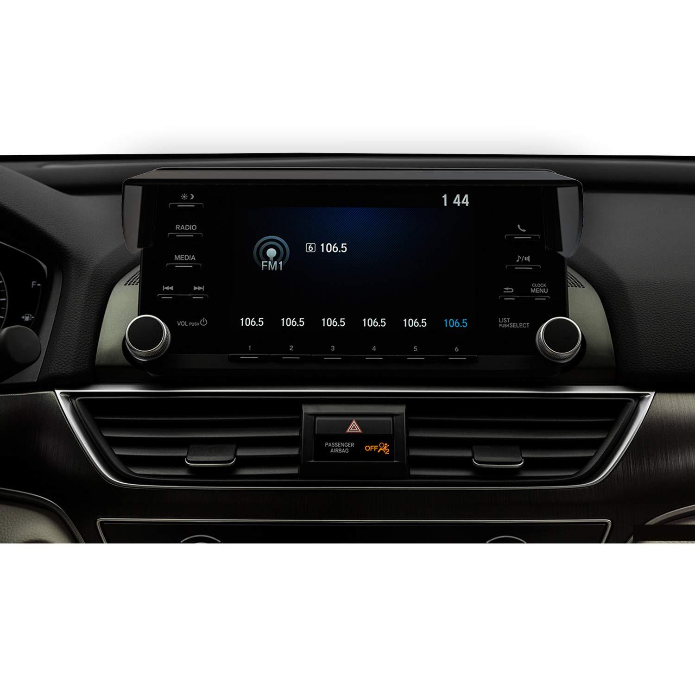 LFOTPP Vehicle Navigator Sunshade Visor for 2018 Honda Accord GPS Navigation Sun Hood Anti Reflective LiFan 5558980236 Glare Vision Shield