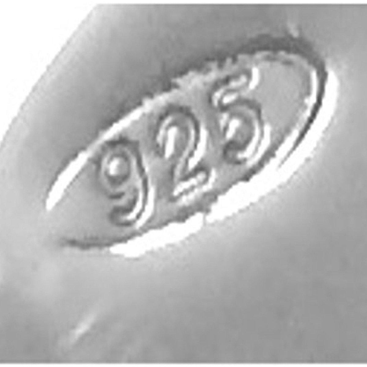 silberkanne Zahndose D 3,5 cm massiv Silber 925 Sterling in Premium Verarbeitung