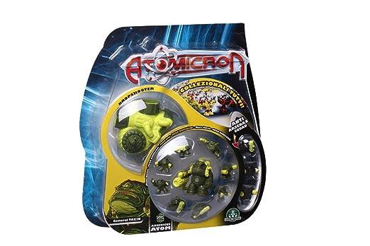 2 opinioni per Giochi Preziosi- Atomicron Deluxe Blister Arsenico, Giocare Cifre, 12 pezzi